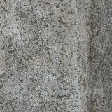 Tall Square Weathered Stone Effect Grey Outdoor Planter H60 L28 W28 cm
